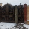 Кованые ворота V-64
