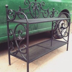 Кованая мебель М-12