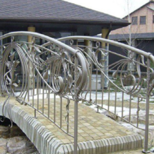 Кованый мостик Мо-25