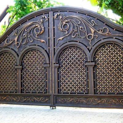 Автоматические ворота Ав14