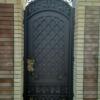 Кованые ворота V-57