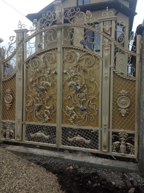 Автоматические ворота V-108