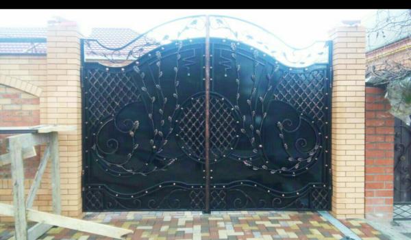 Автоматические ворота Ав26