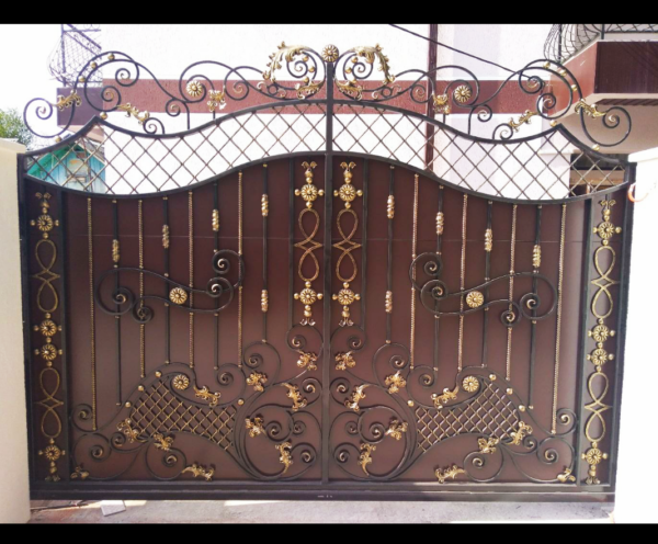 Автоматические ворота Ав25