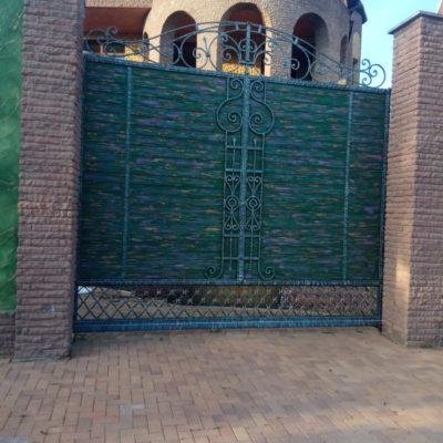 Автоматические ворота Ав28