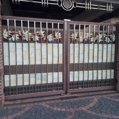 Автоматические ворота Ав29