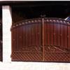 Кованые ворота V-76