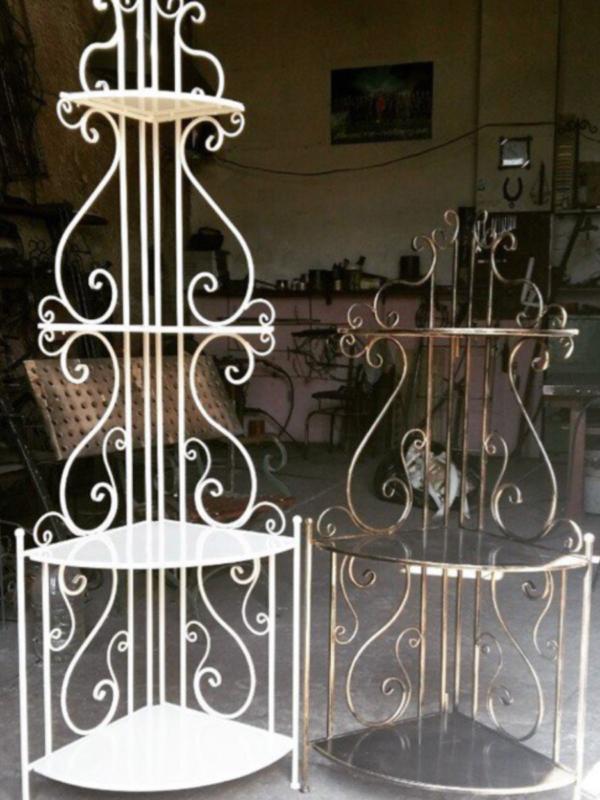 Кованая мебель М-44