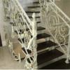 Кованые перила для балкона, лестниц, крыльца П-149