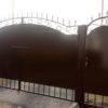 Кованые ворота V-170